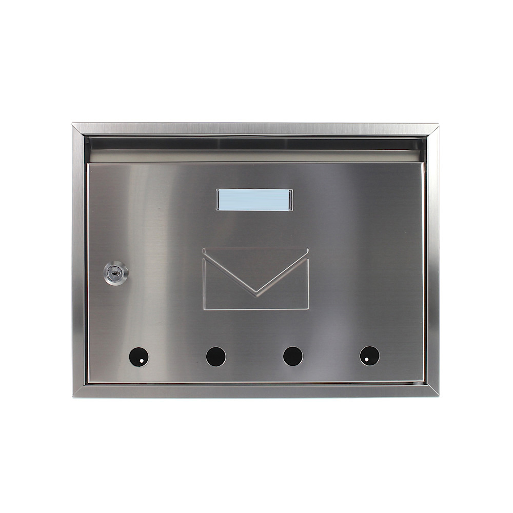 Pro First Mail Box 100 Post Box Stainless Steel