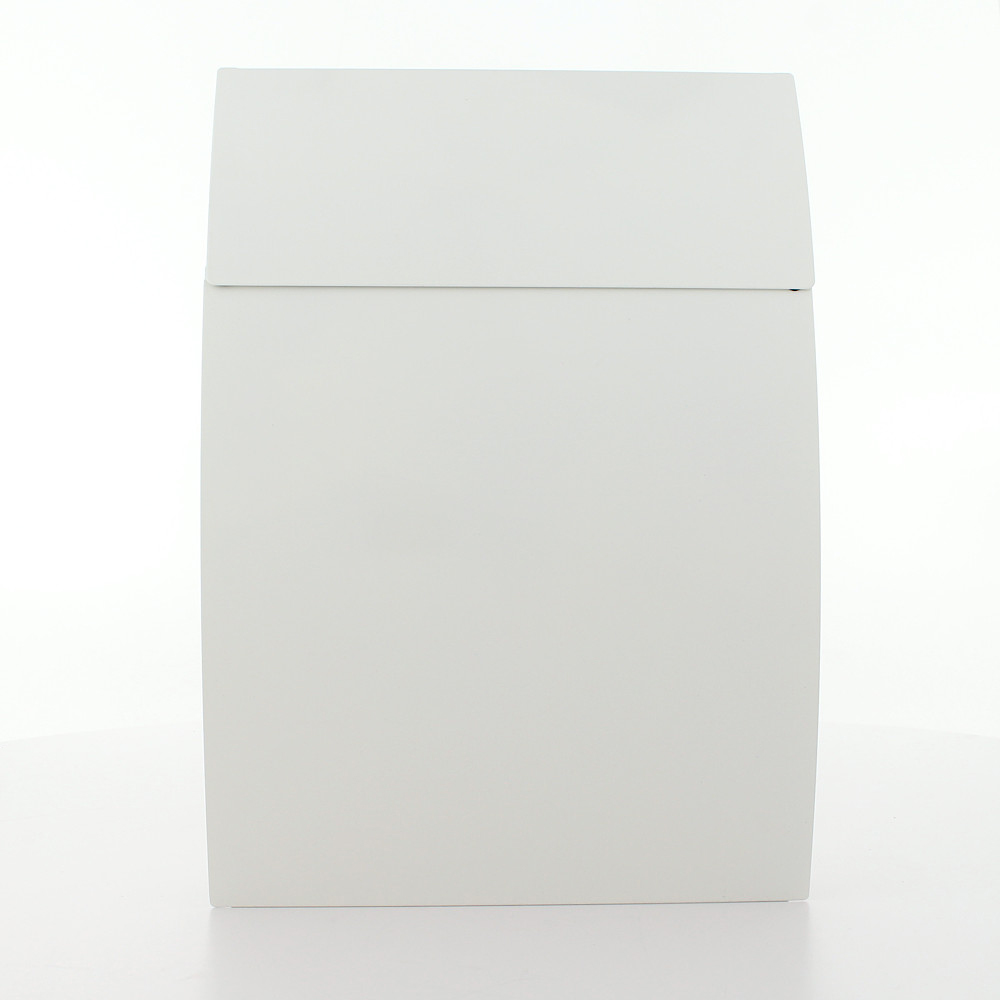 Pro First Mail Box 130 Mailbox White