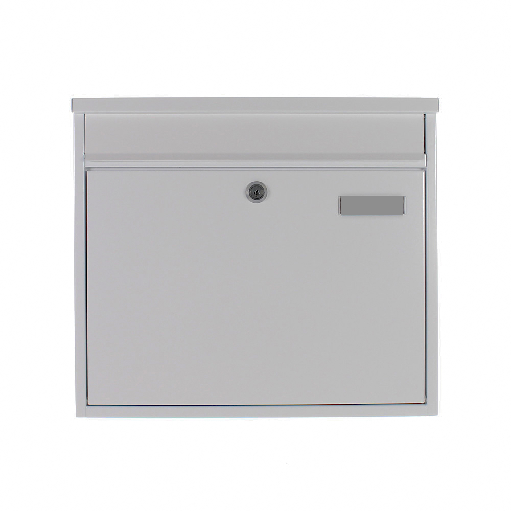 Pro First 120 Post box White