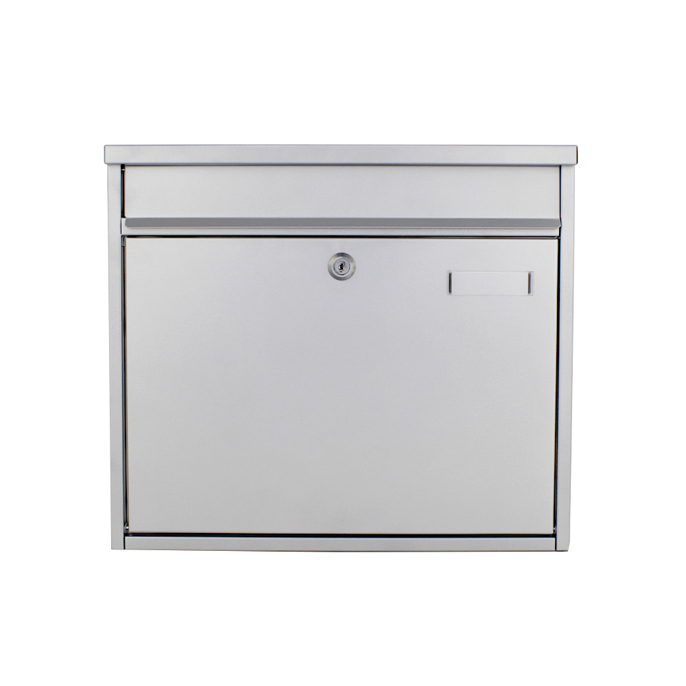 Pro First Mail Box 120 Post Box White