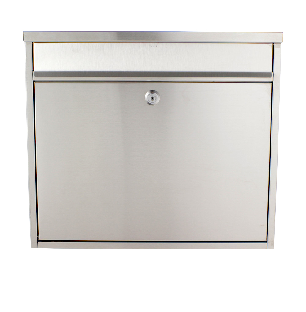 Pro First Mail Box 120 Letterbox Stainless Steel