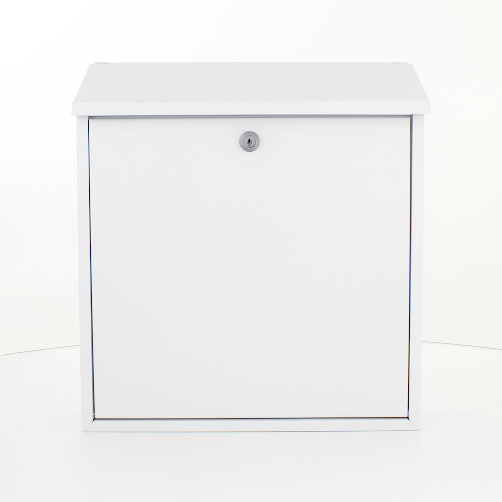 Pro First Mail Box 170 Letterbox White