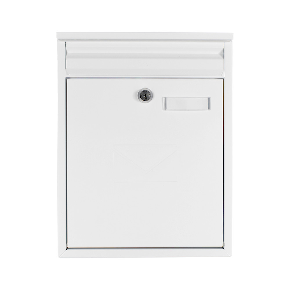 Pro First Mail Box 250 Letterbox White