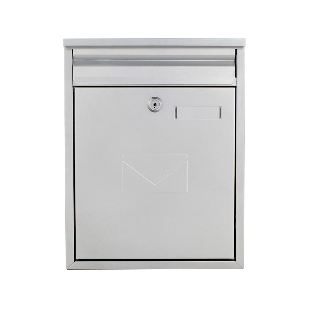 Profirst Mail Box 250 Letterbox Silver