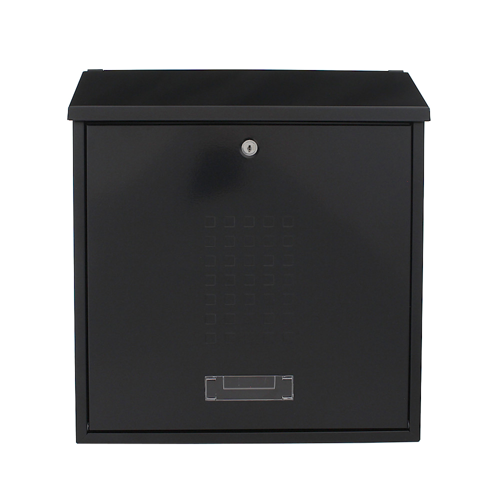 Pro First Mailbox 310 Post Box Black-gray