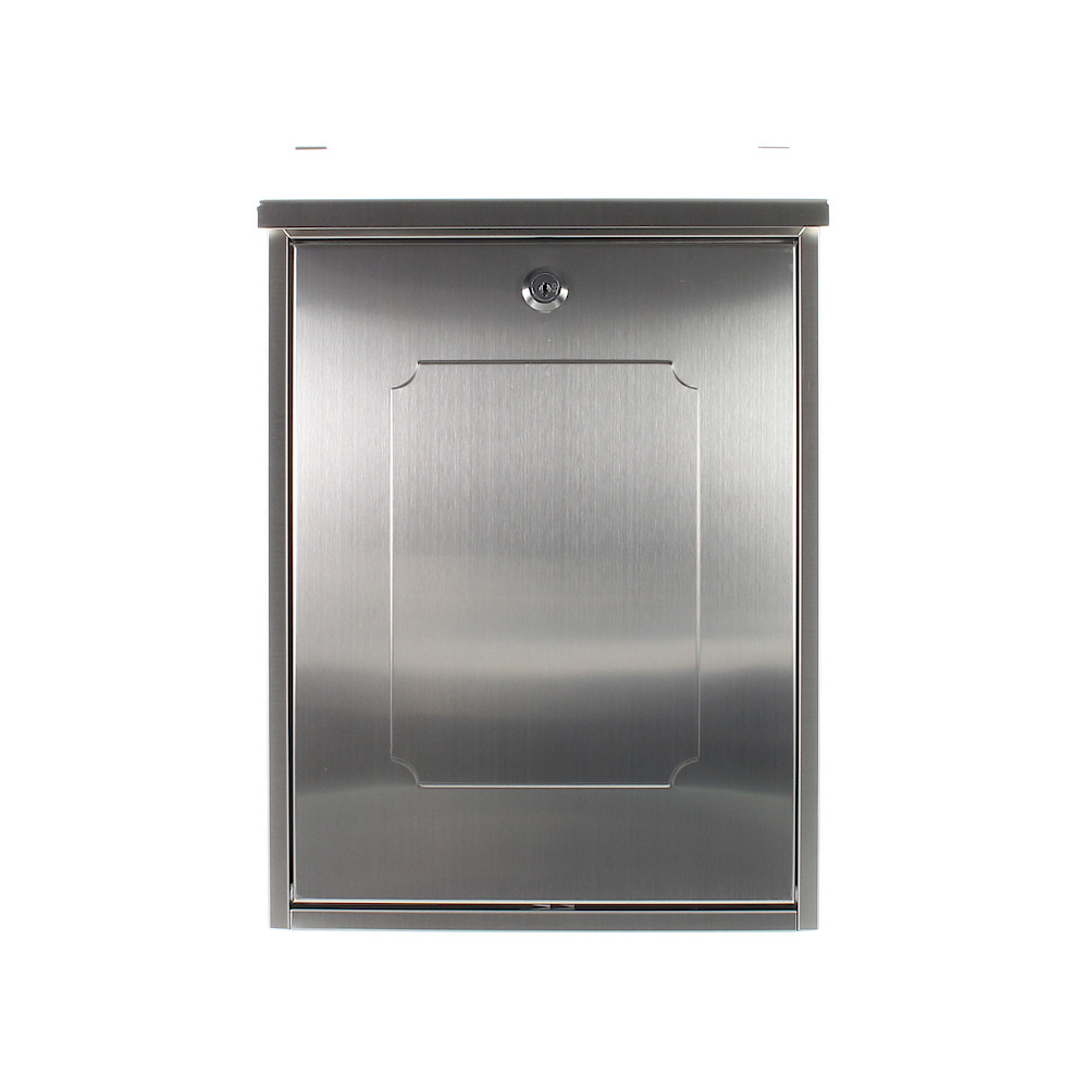 Pro First Mailbox 360 Stainless Steel Post Box