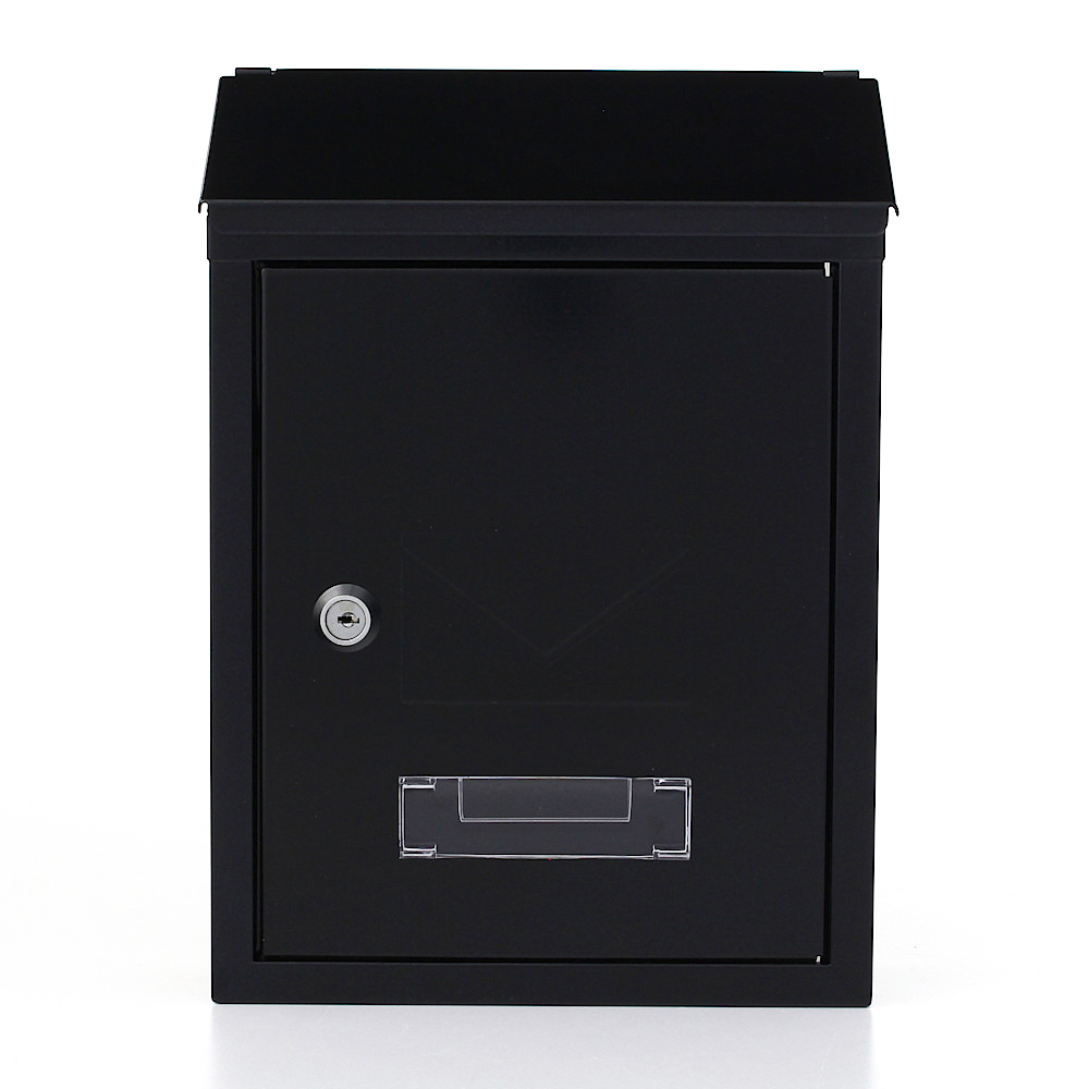 Profirst Mailbox 400 Post Box Black-gray