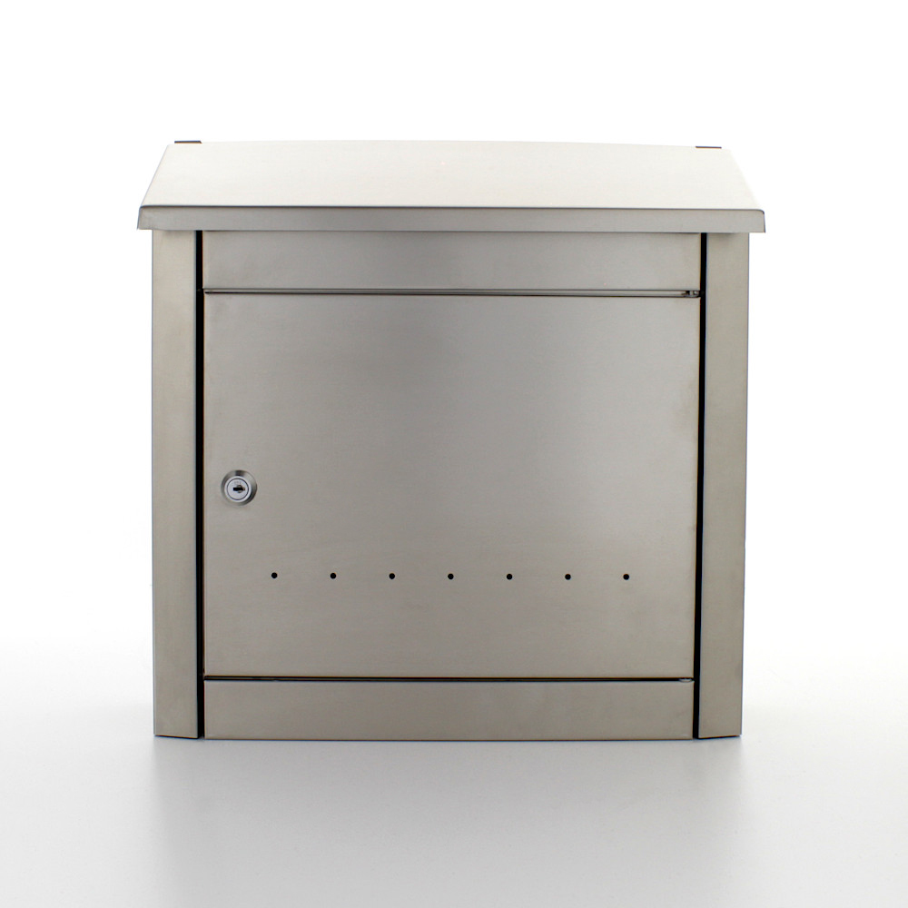 Pro First Mailbox 420 Stainless Steel Post Box