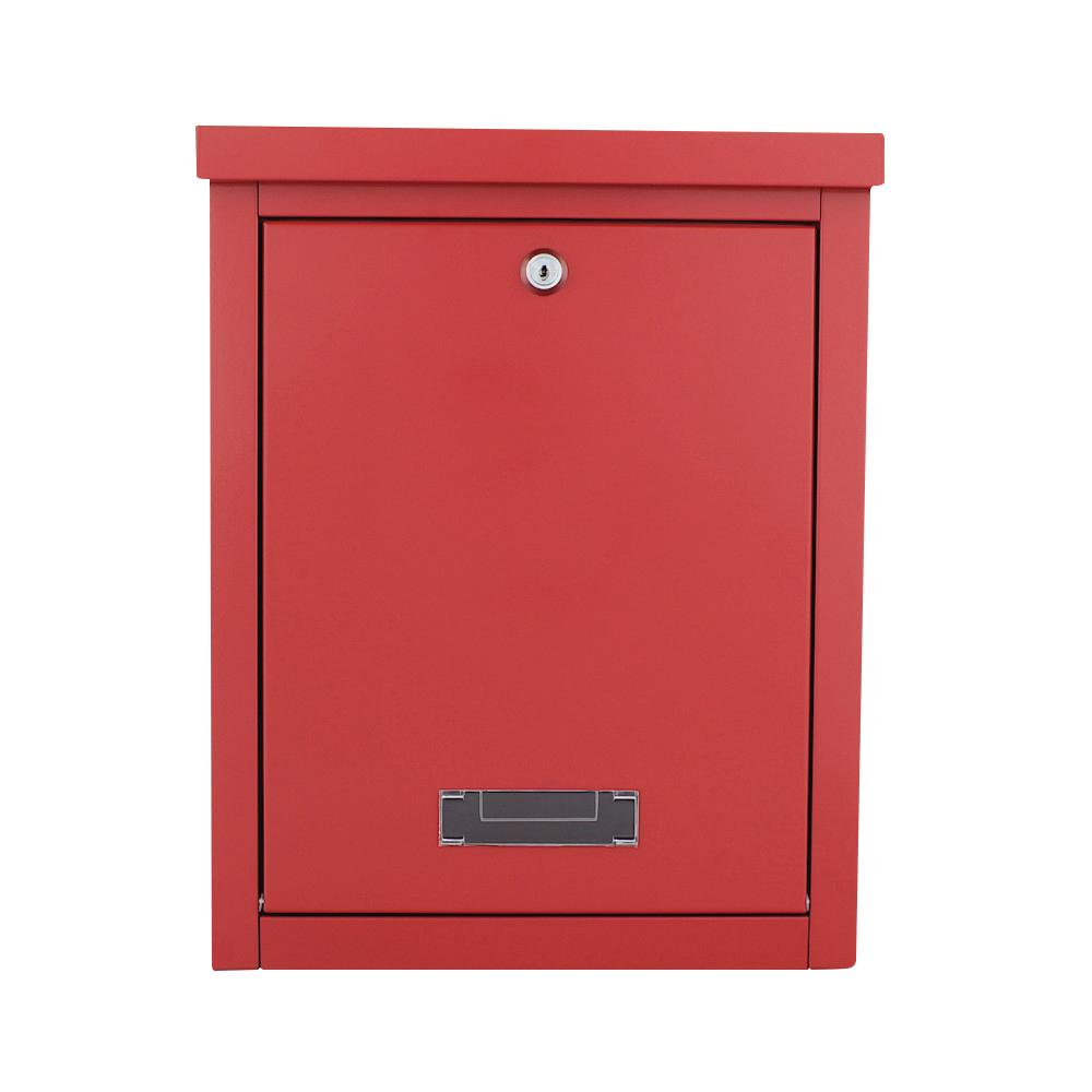 Profirst Mailbox 470 Post Box Red