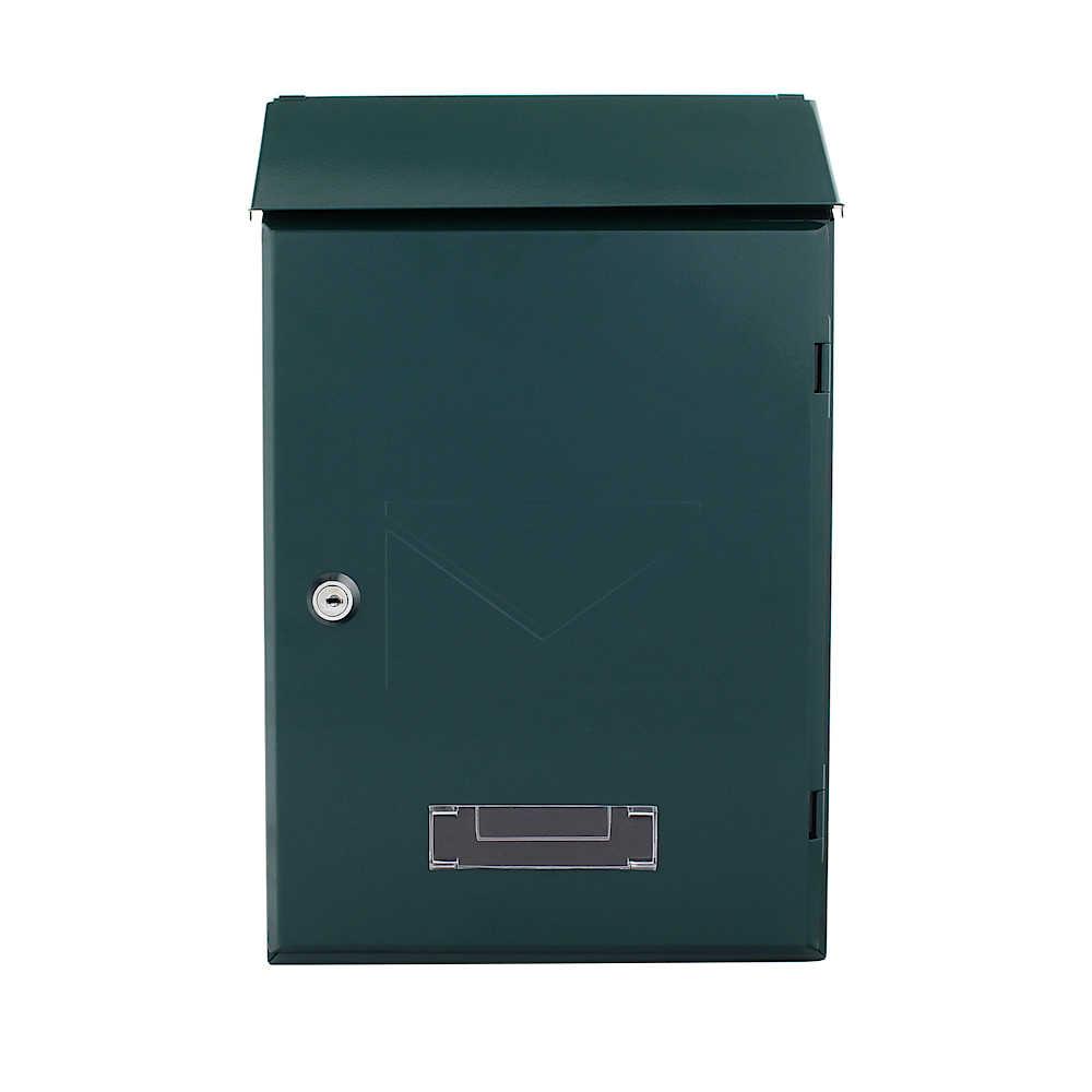 Pro First Mailbox 560 Post Box Green