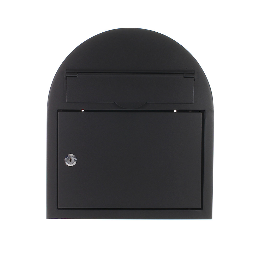 Pro First Mailbox 620 Post Box Anthracite