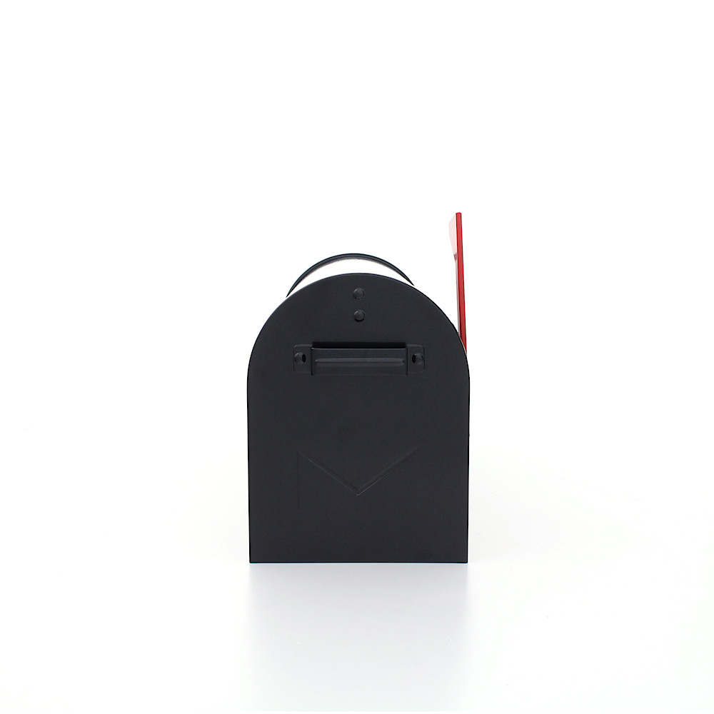 Pro First 630 US Mailbox Black