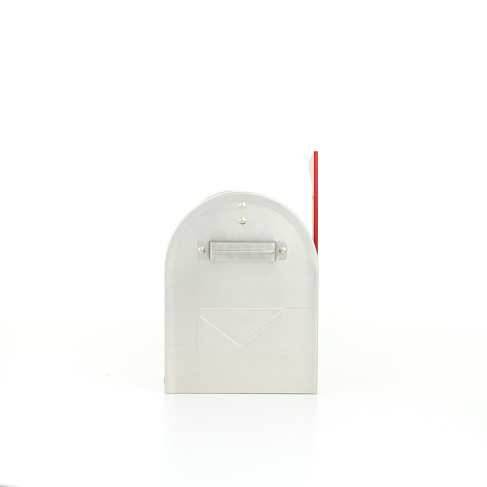 Pro First 630 Aluminium US Post Box