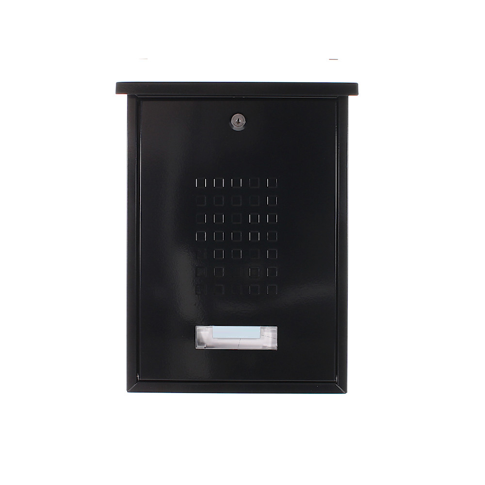 Pro First Mailbox 660 Post Box Anthracite