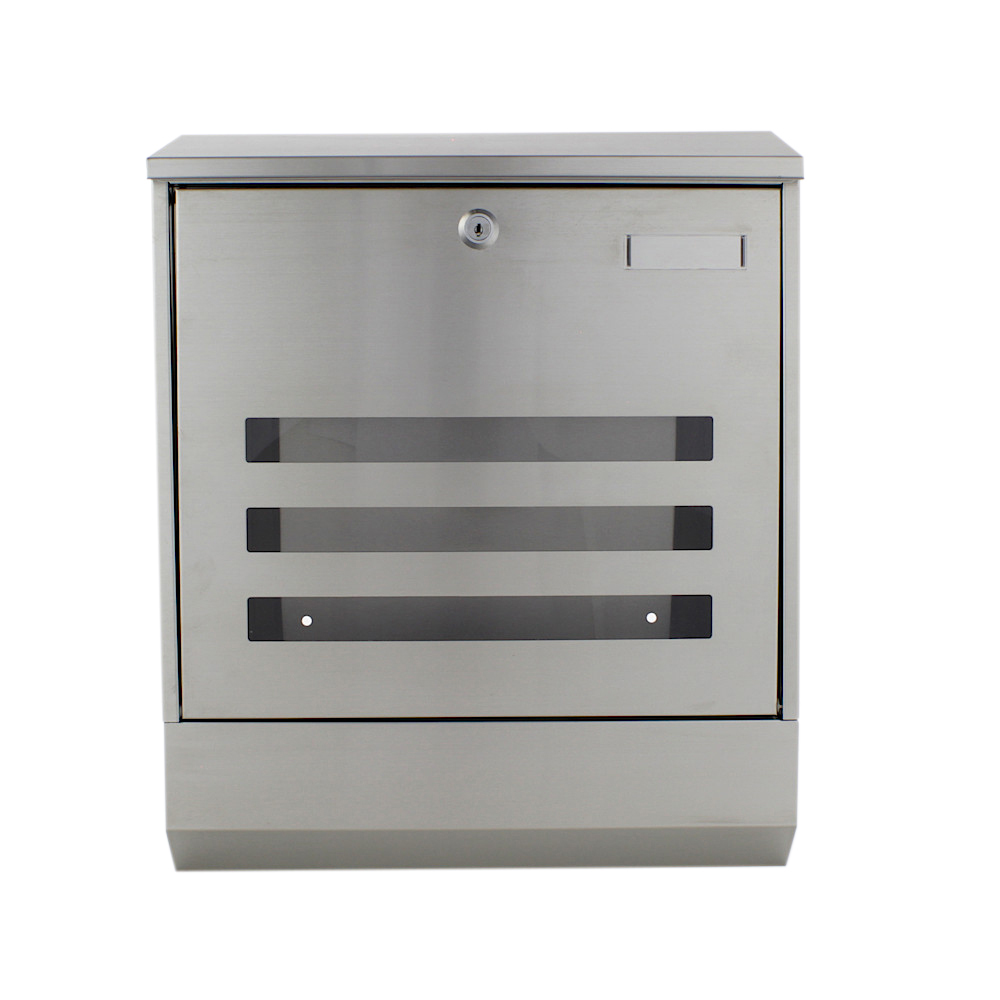 Pro First Mailbox 690 Letterbox Stainless Steel