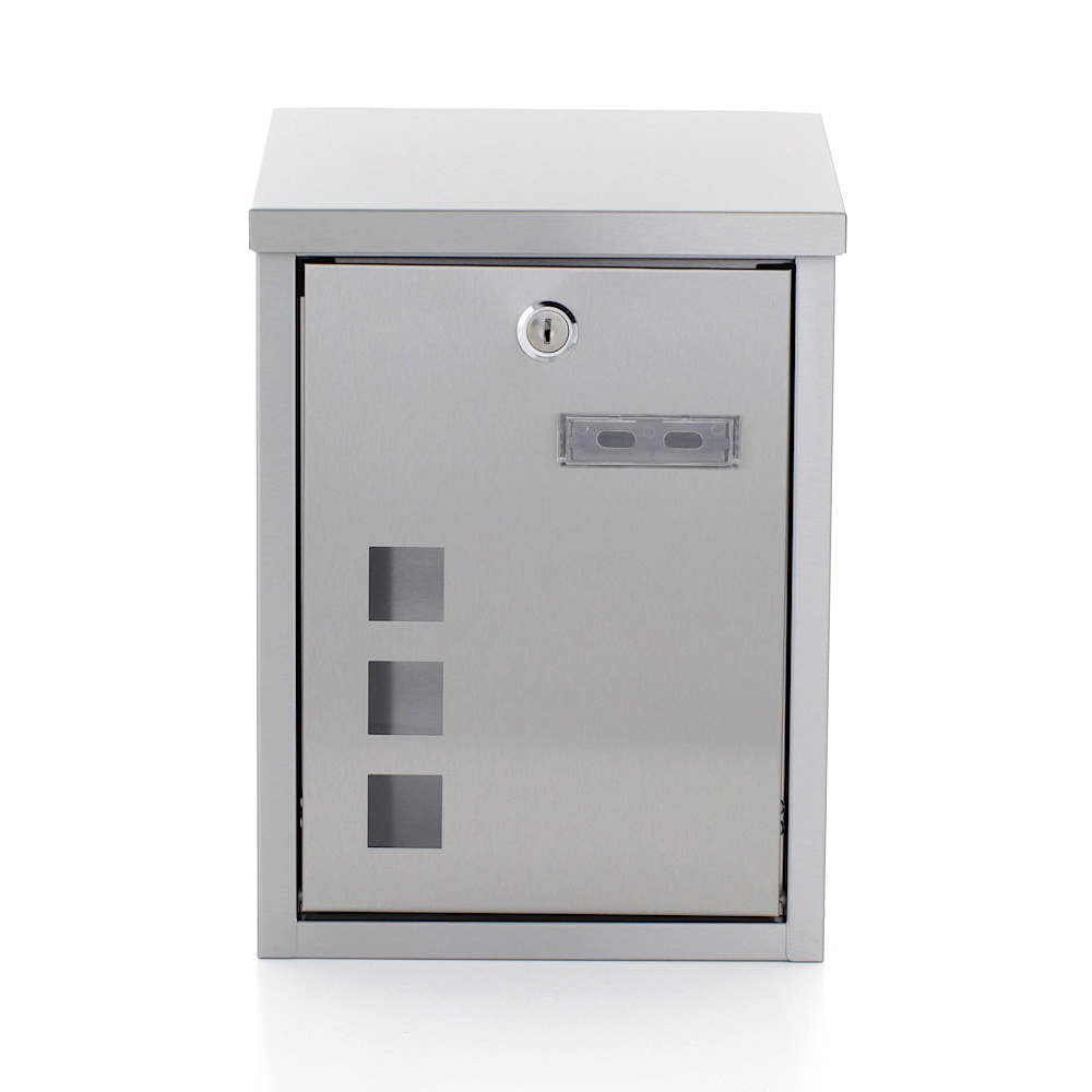 Pro First Mailbox 760 Letterbox Stainless Steel