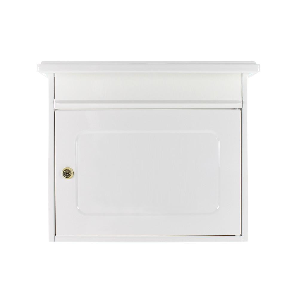 Rottner Mailbox Wörthersee White