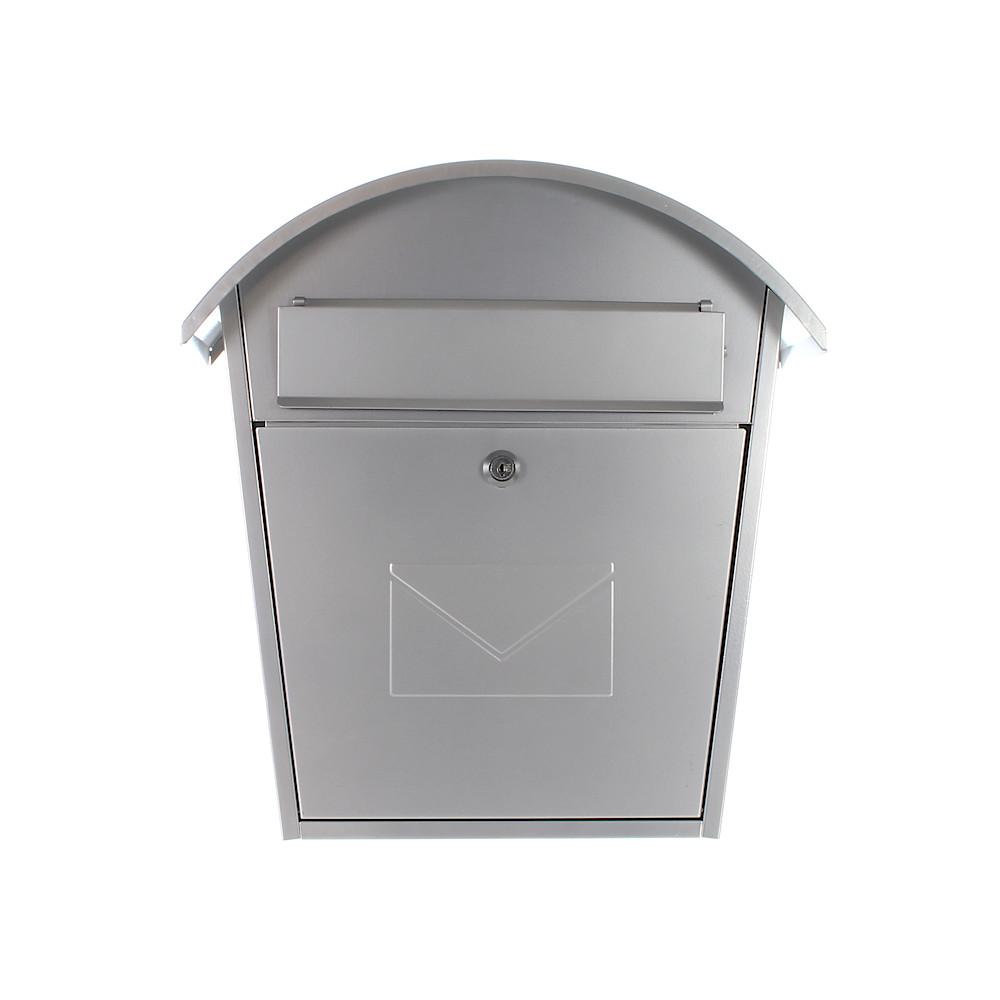 Rottner Letterbox Jesolo Silver