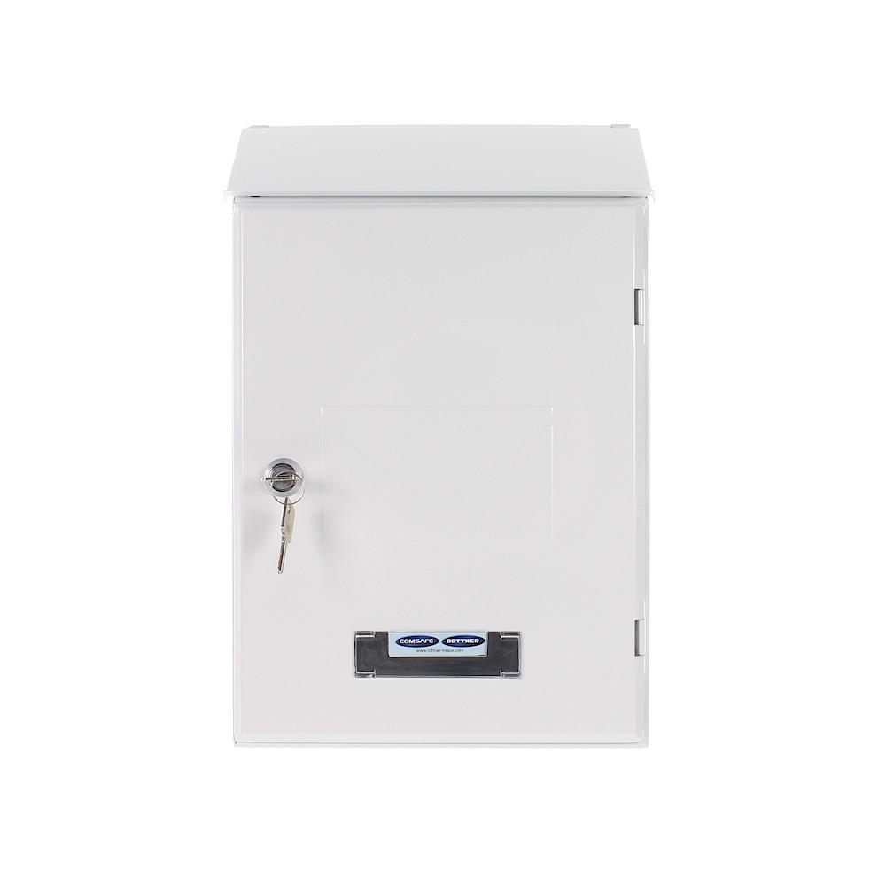Rottner Mailbox Pisa White