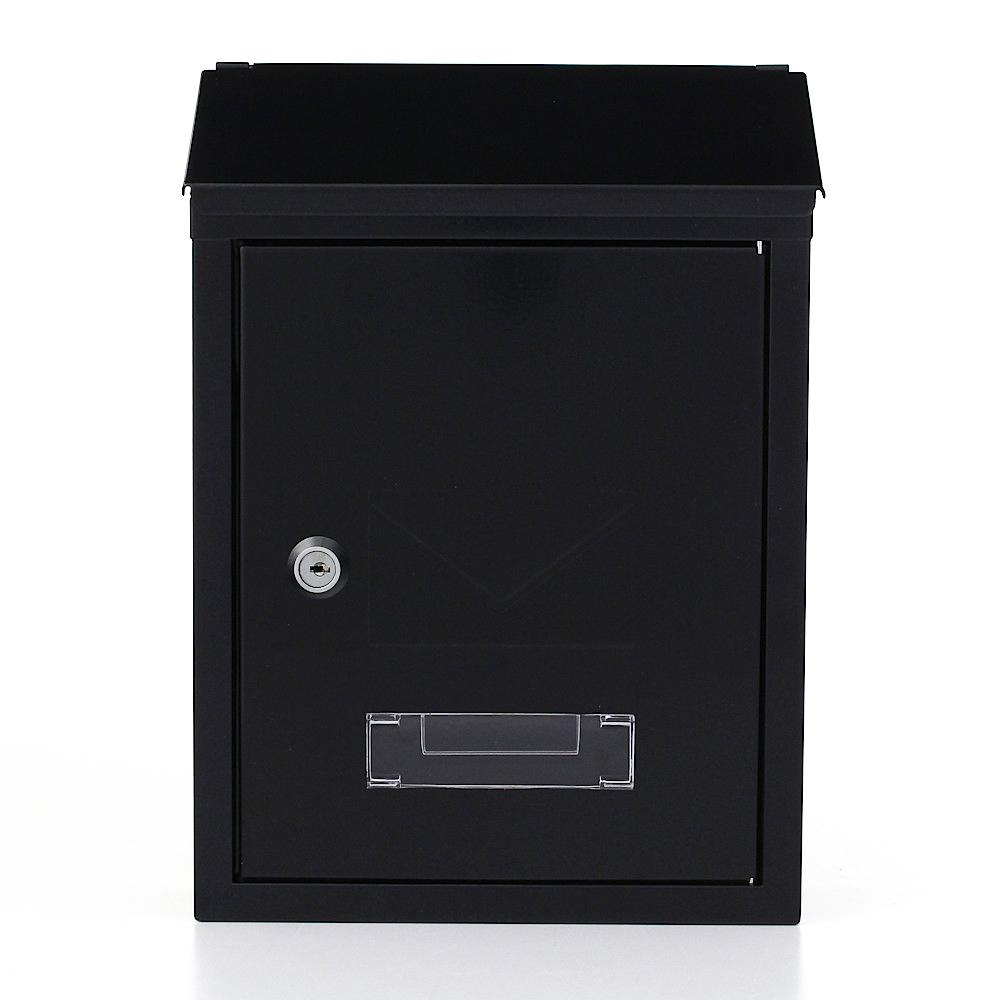Rottner Udine Black-gray Mailbox