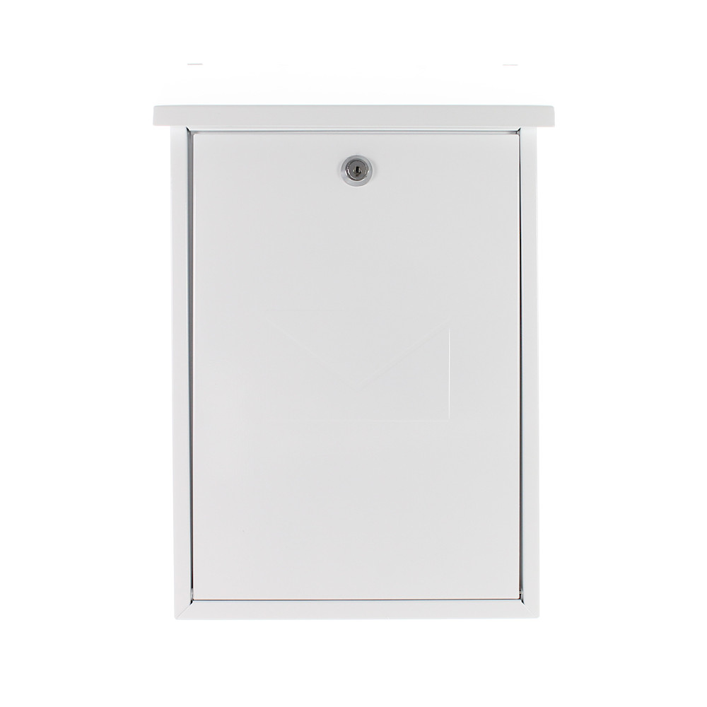 Rottner Letterbox Parma White