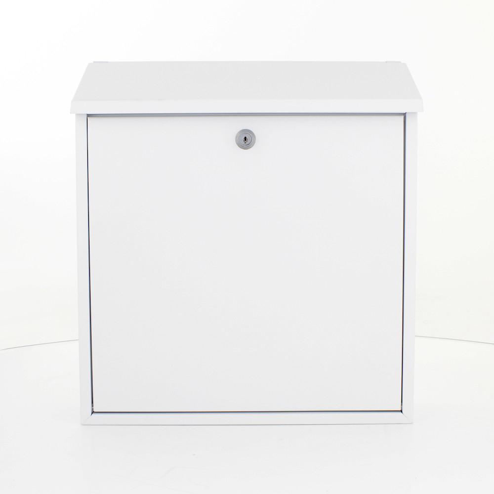 Rottner Mailbox Firenze White