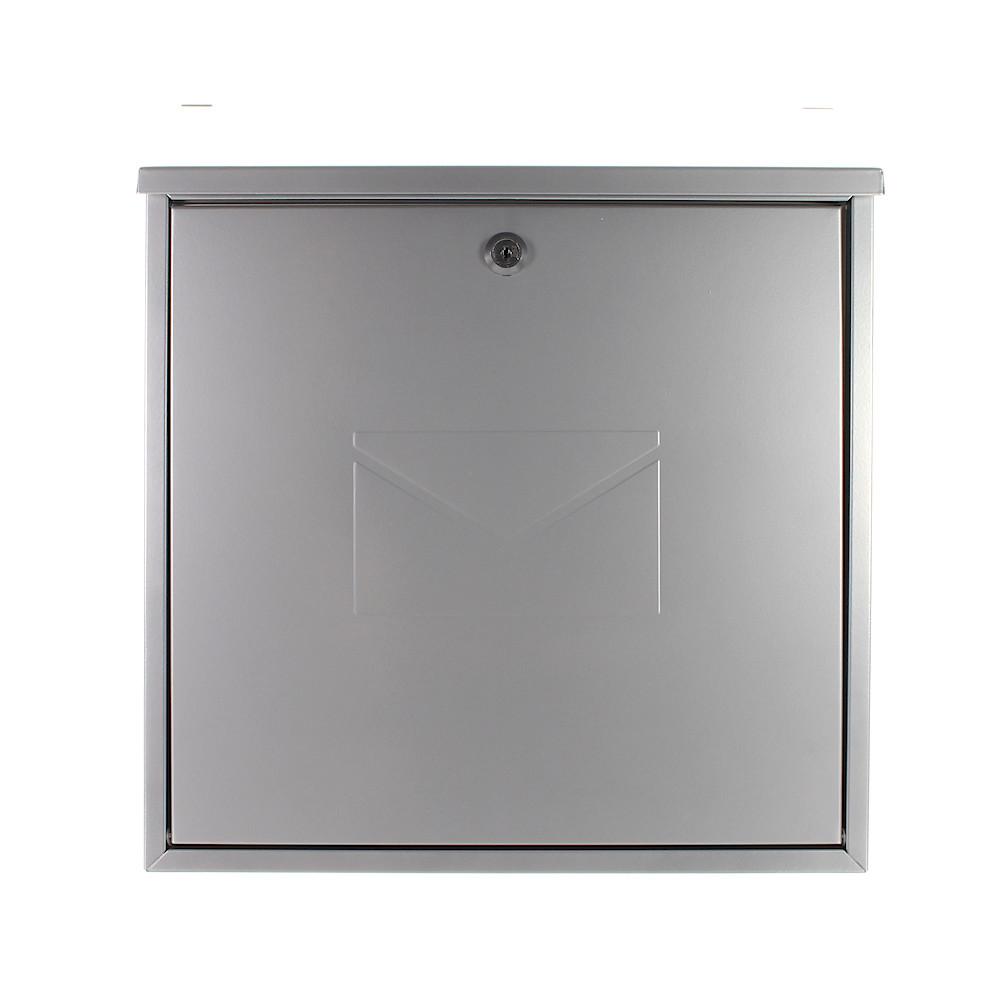 Rottner mailbox Firenze silver