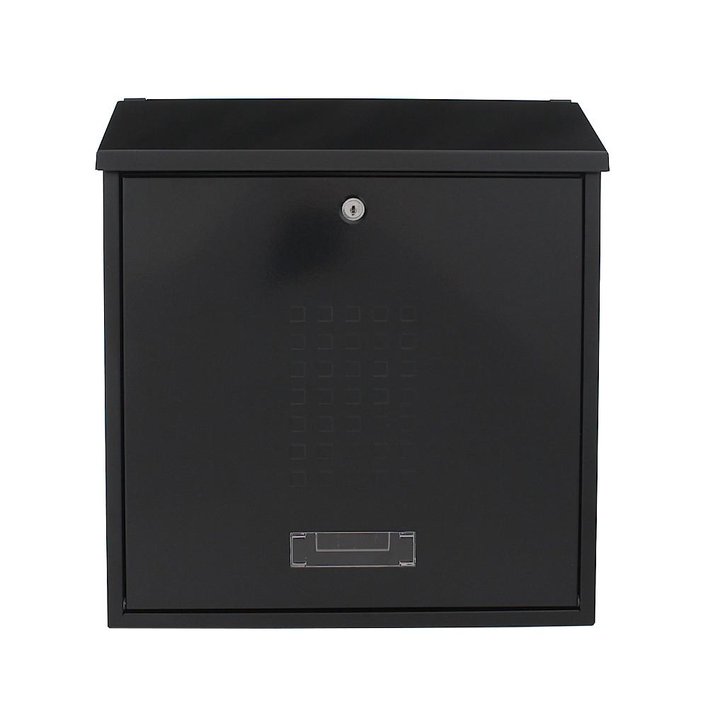 Rottner Bolzano Black-gray Mailbox