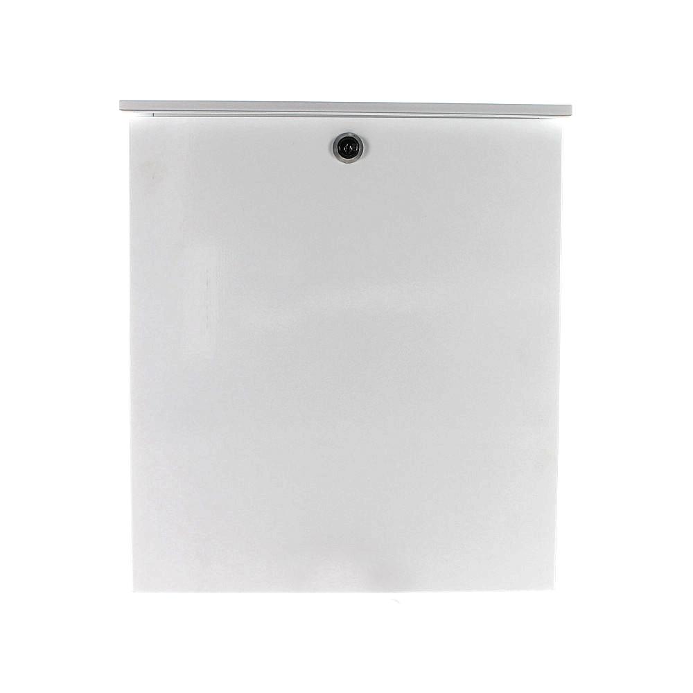 Rottner Luna White Letterbox