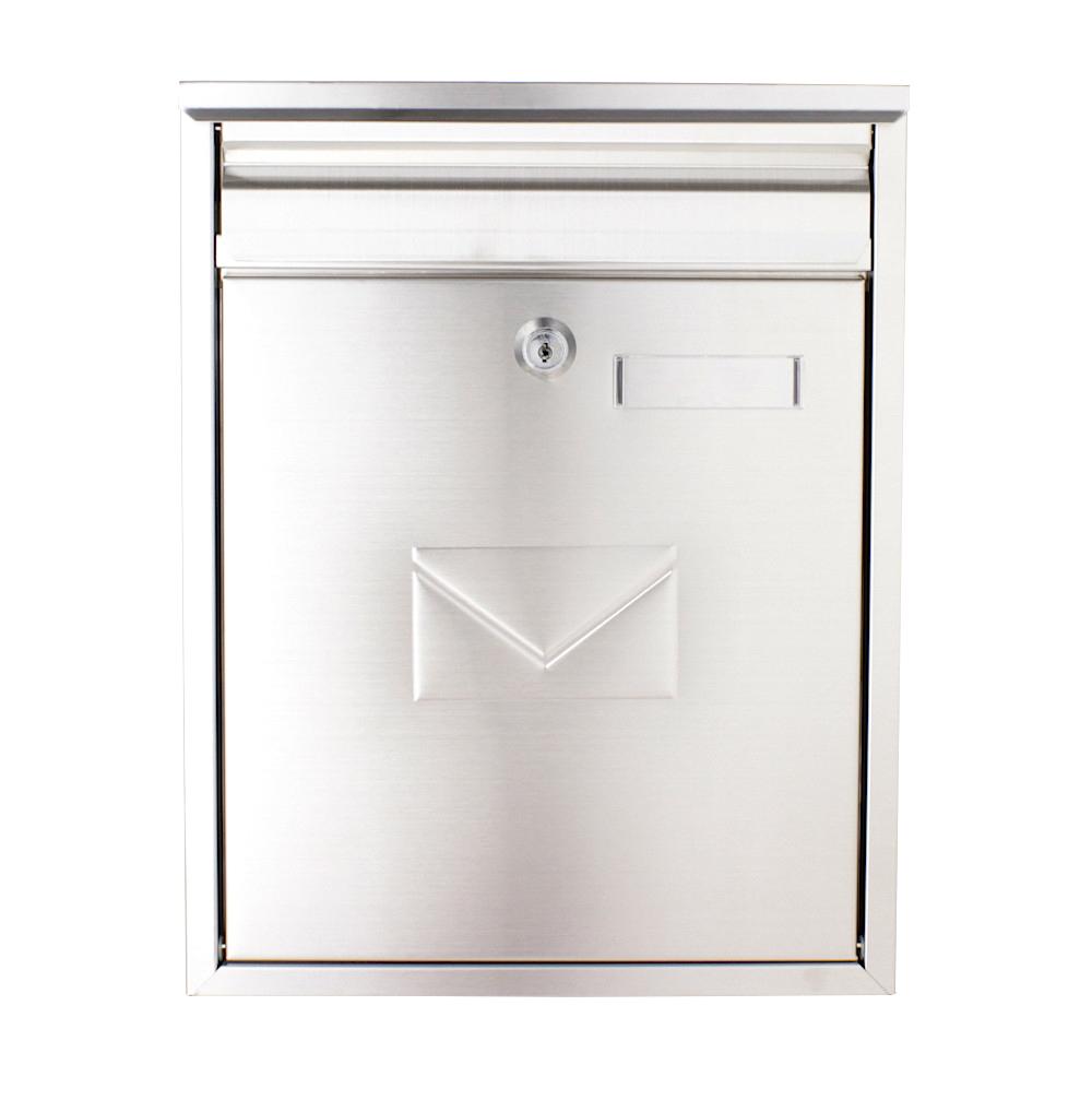 Rottner Stainless Steel Mailbox Como