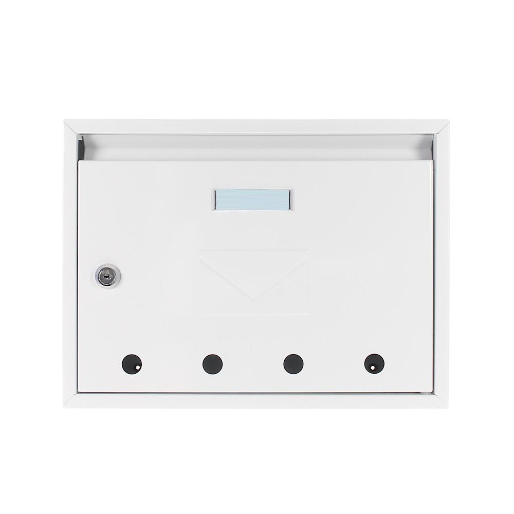 Rottner Mailbox Imola White