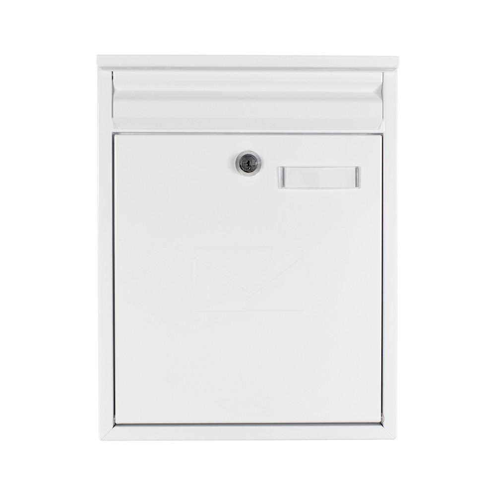 Rottner Mailbox Como White