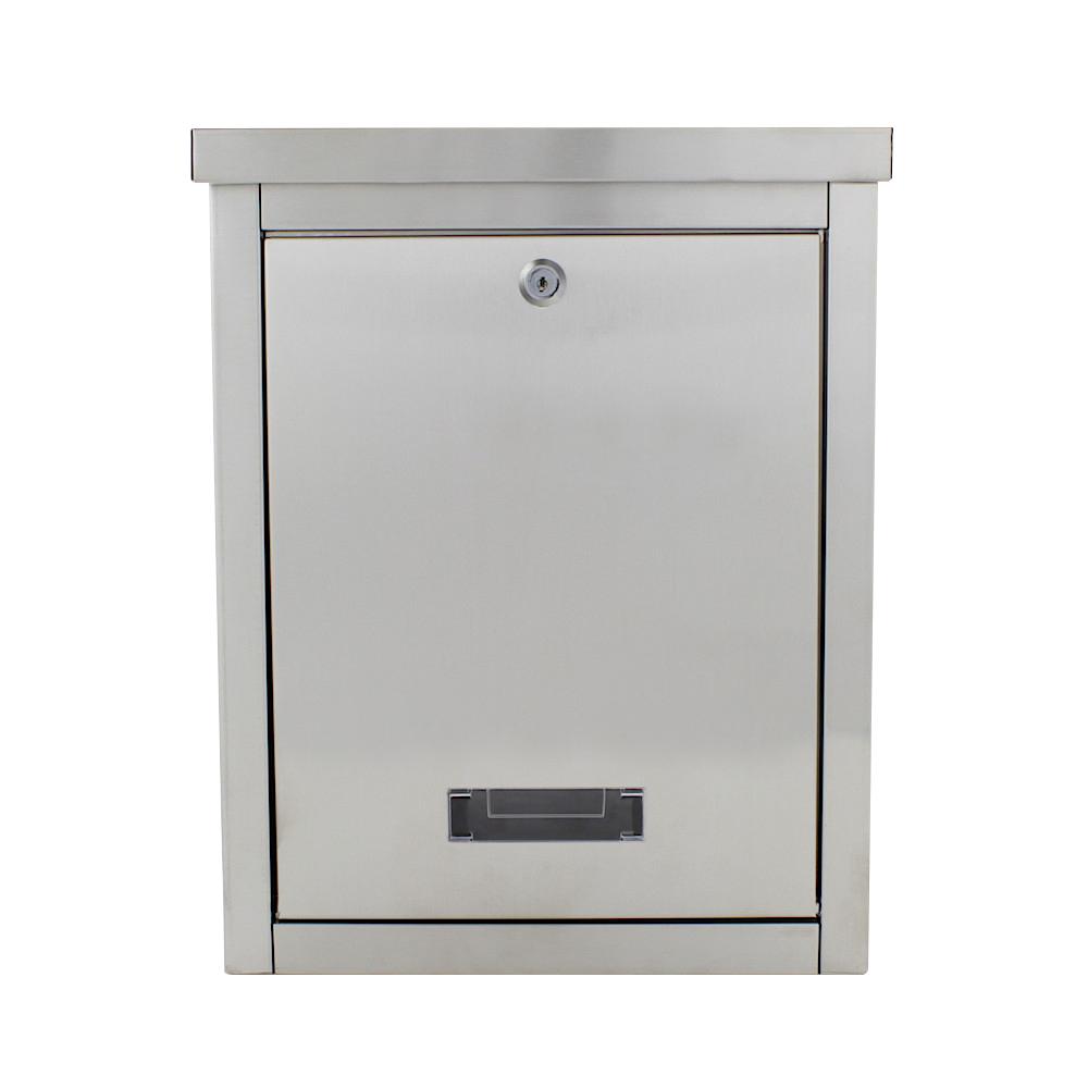 Rottner Stainless Steel Letterbox Brighton