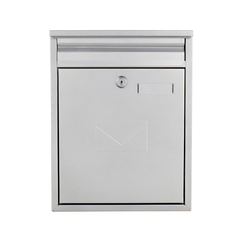 Rottner Mailbox Como Silver