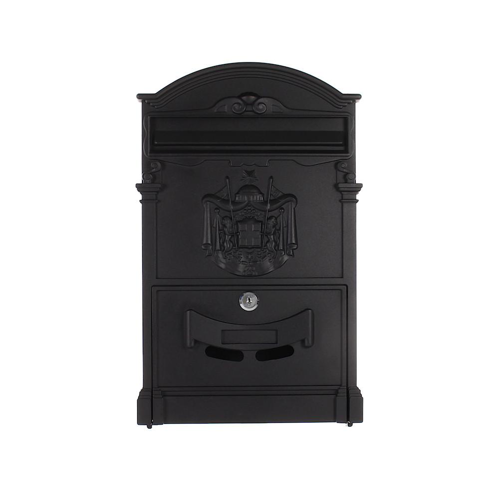 Rottner Letterbox Ashford Black