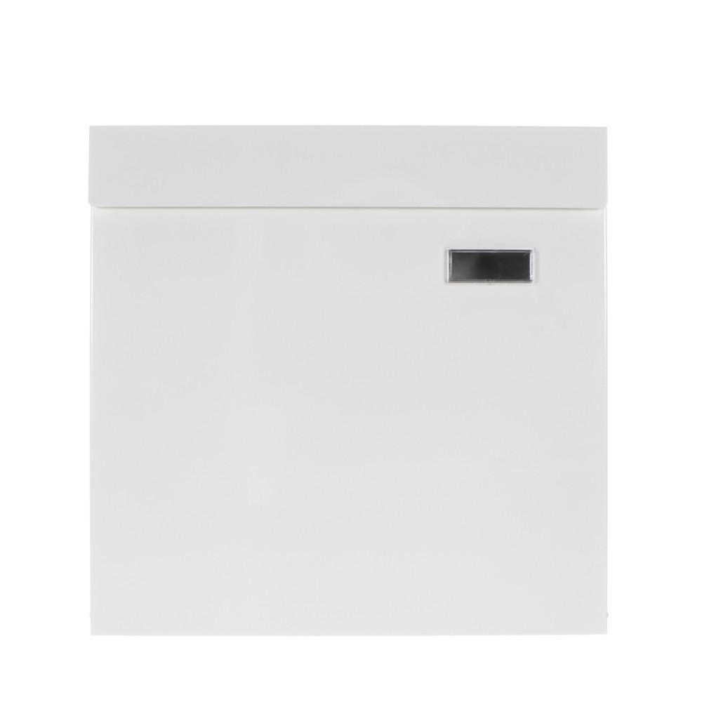 Rottner Kensington White Letterbox