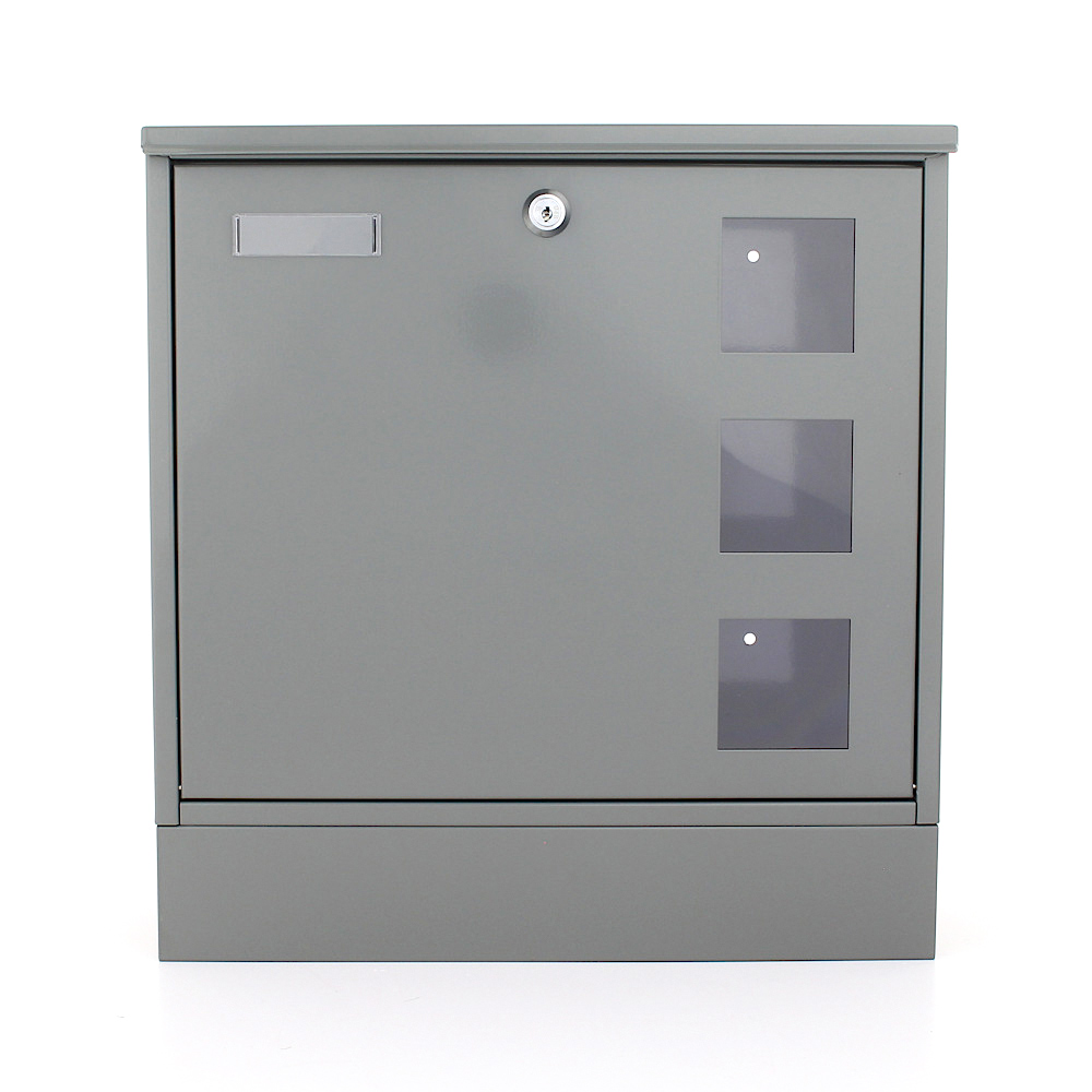 Rottner Post Box Postale Gray