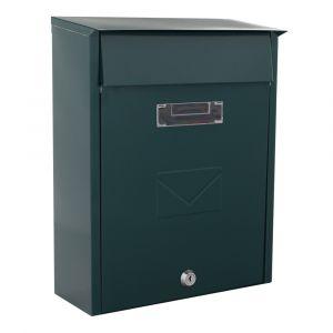 Profirst Mail PM 450 Briefkasten Grün
