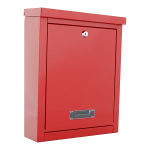 Profirst Mail PM 470 Briefkasten Rot