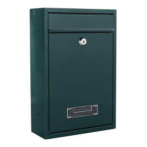 Profirst Mail PM 480 Briefkasten Grün