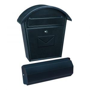 Profirst Mail PM 651 Briefkastenset Anthrazit